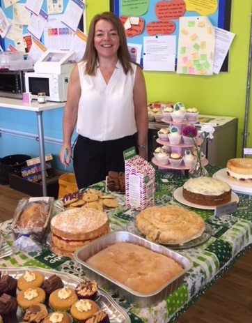 Macmillan Coffee morning 1.JPG