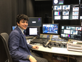 Wellacre Goes Behind the Scenes at ITV
