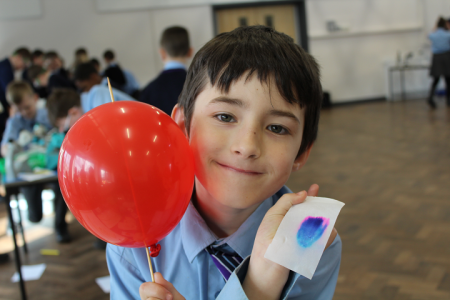 Wellacre Celebrates British Science Week with Trafford Primary Children
