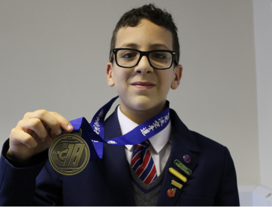 Year 9 wins National Championship in karate