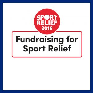 Sport Relief 2016 at WELLACRE