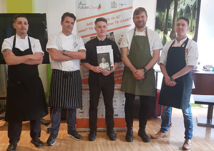 Daniel Named FutureChef Winner