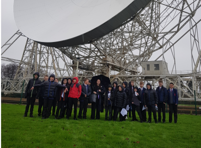 Inspiring Wellacres' astronomers